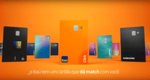 Itaú Unibanco lança sua maior campanha de cartões