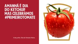 Heinz reforça naturalidade de ketchup