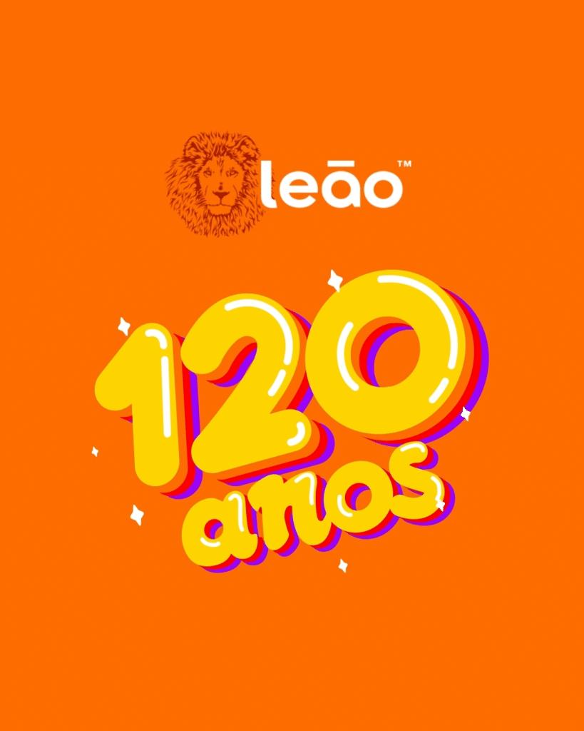 A marca de chás Leão celebra 120 anos