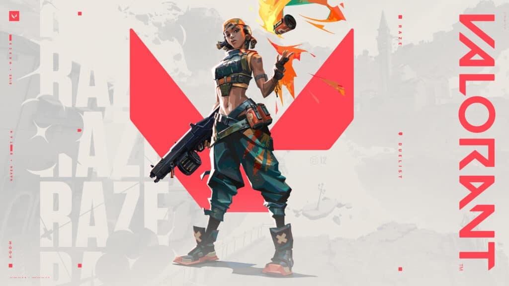 Riot Games comemora um ano de VALORANT