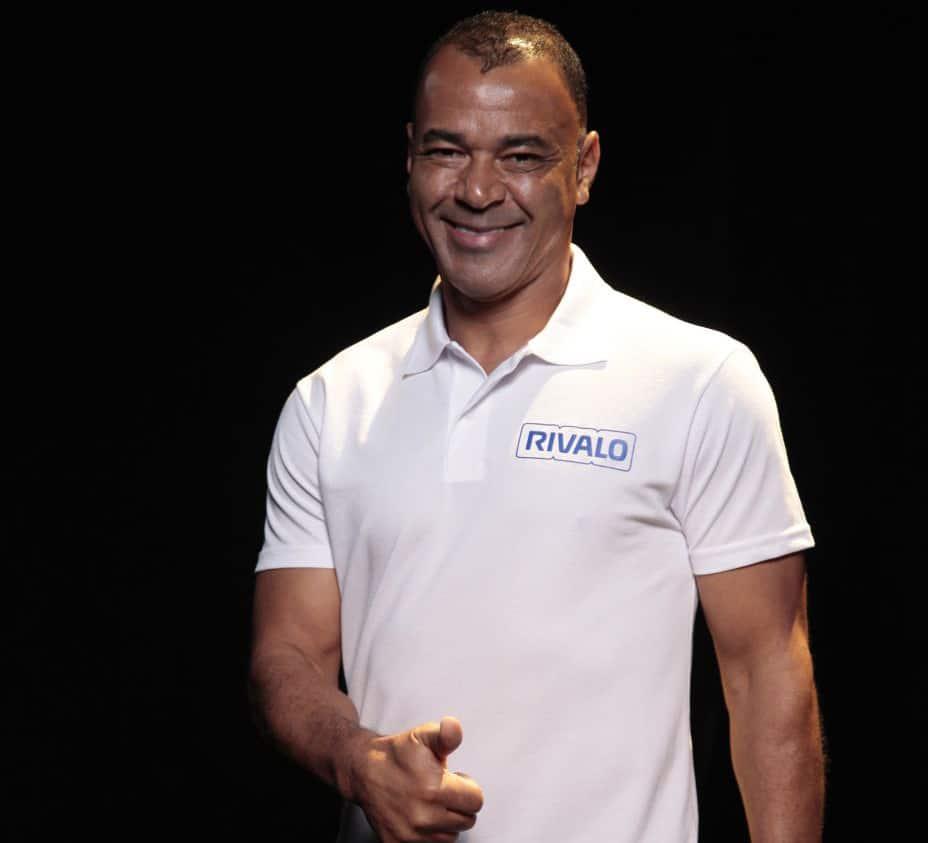 Rivalo anuncia Cafu como novo embaixador