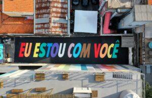 Suvinil e Felipe Morozini criam arte de 30 metros