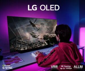 LG investe no público de games e lança a nova TV