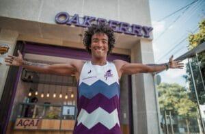 A OAKBERRY, buscando ocupar um espaço importante no coração dos clientes, anuncia a parceria com o triatleta mineiro Thiago Vinhal.