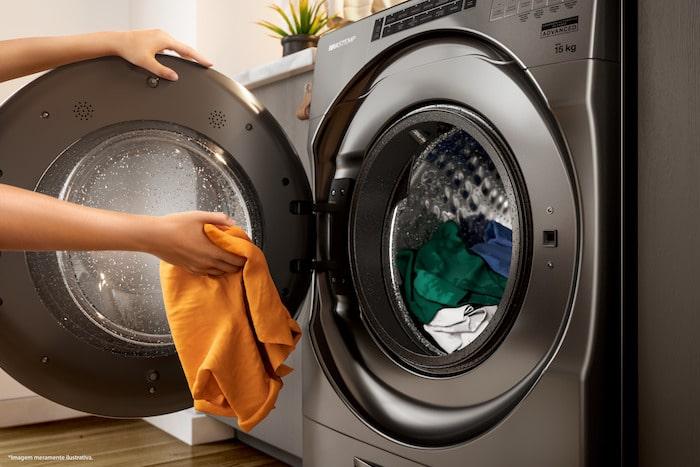 Brastemp anuncia nova lavadora inteligente