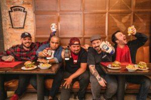A Haute, agência da Kraft Heinz Brasil, está produzindo o Heinz Burger Tour Experience, um workshop presencial para hamburguerias.