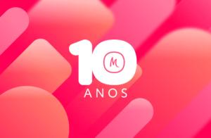 Méliuz comemora 10 anos com lançamento de música exclusiva feita em parceria com Dennis DJ, lançada no TikTok da empresa e no perfil do DJ.