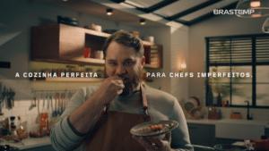Campanha criada pela FCB Brasil mostra como a Brastemp oferece um espaço seguro e completo que se adapta ao estilo de cada chef.