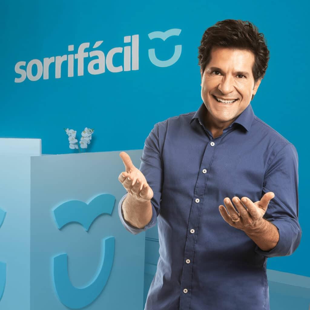 A Sorrifácil anunciou seu novo garoto-propaganda. O cantor Daniel foi escolhido pela conexão do artista com o perfil do público atendido.