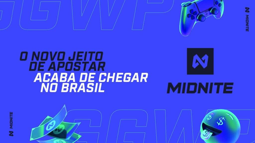 A DRUID anuncia a estreia da campanha de lançamento da plataforma de apostas de jogos eletrônicos no Brasil, após conquistar Midnite.