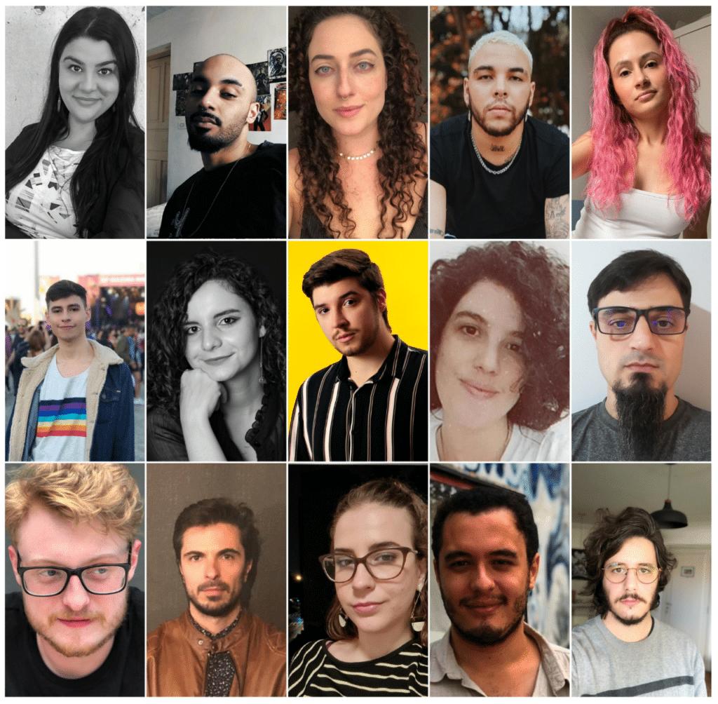 São 15 novos talentos que chegam à agência Ogilvy para assumir cargos nas áreas de conteúdo, redação, direção de arte e estratégia.