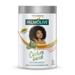 Com linhas para diferentes tipos de cabelo e especial kids, Palmolive agora oferece tamanhos únicos no mercado e versões de até 1 litro.