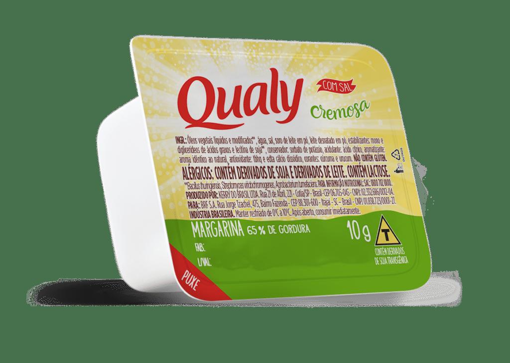 Qualy lança versão blister para atender o mercado Food Service.