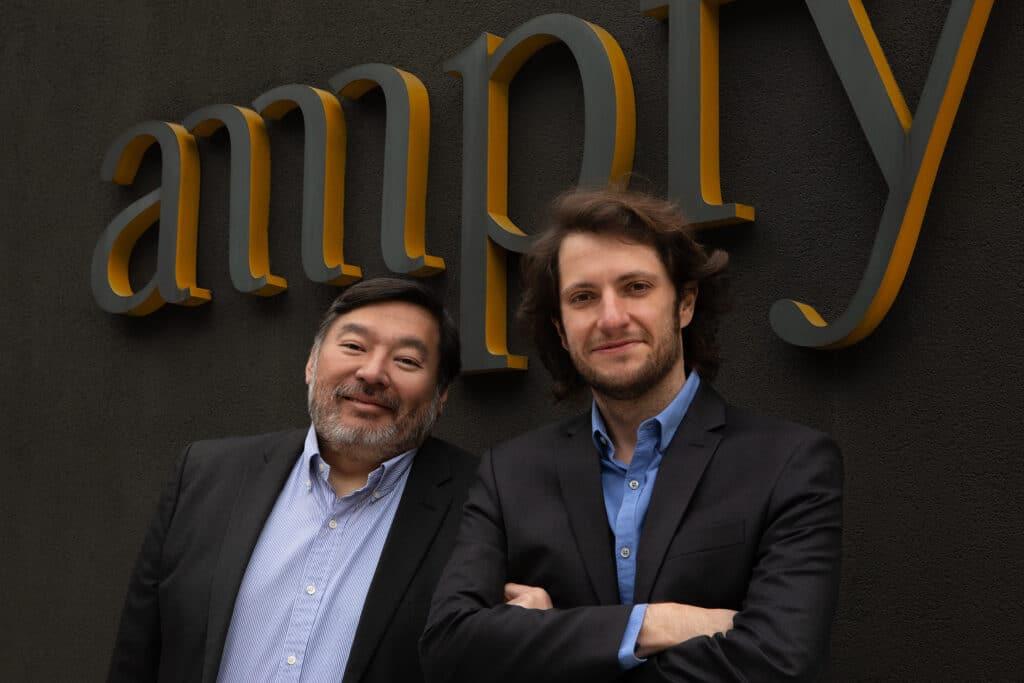 A Ampfy anuncia a entrada de Sergio Brotto e Sidnei Egami em seu quadro de sócios-executivos. Ambos já faziam parte do time de diretores.