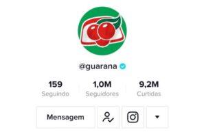 Guaraná Antarctica foi a primeira a fazer parceria com a plataforma no Brasil, e se consolida cada vez mais com os usuários.