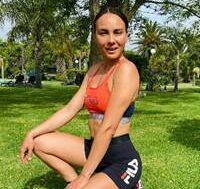 FILA assina com a atleta Bruna Kajiya