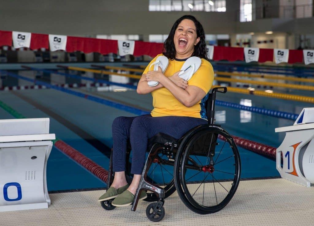 Havaianas segue caminhando em direção às transformações positivas impulsionadas pelos esportes, agora junto ao Comitê Paralímpico Brasileiro.