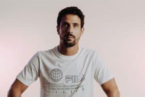 A FILA reforça o compromisso com o esporte e anuncia o piloto de Fórmula E Lucas Di Grassi como novo reforço para o seu #TeamFila.