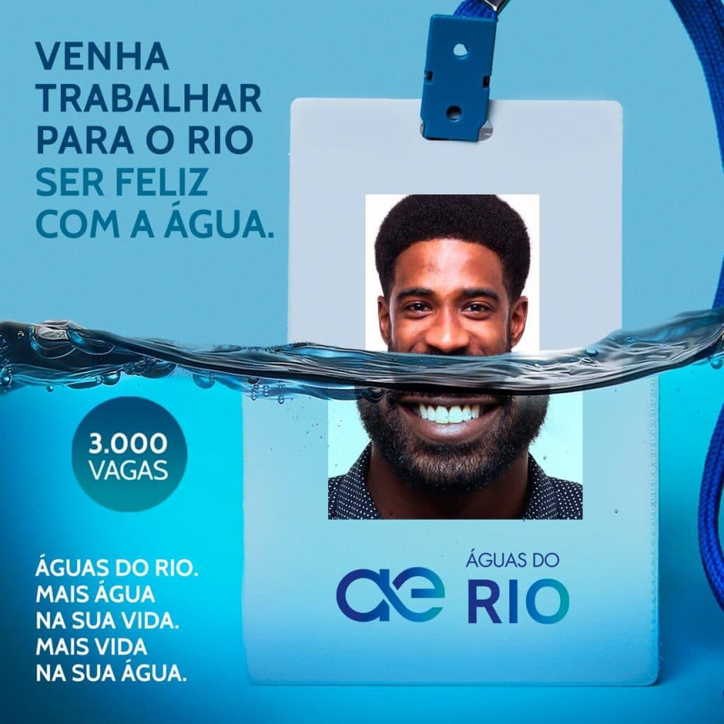 A Artplan acaba de conquistar a carteira da Águas do Rio, empresa do grupo Aegea que atende cerca de 21 milhões de brasileiros.