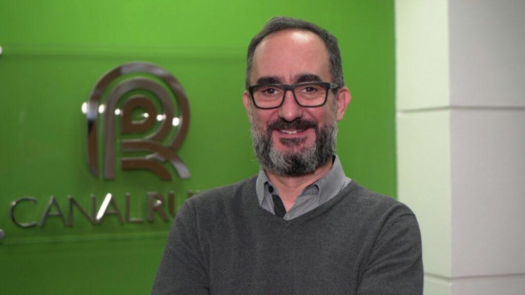 Canal Rural anuncia novo diretor Comercial e de Marketing.