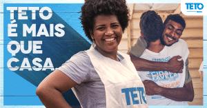 A TETO lança a campanha de Embaixadores 2021, iniciativa anual de arrecadação e mobilização feita para apoiar a população mais vulnerável.