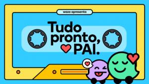 Em comemoração ao Dia dos Pais, a Mutato criou uma ativação para Waze repleta de emoção, ressaltando a relação entre pais e filhos.