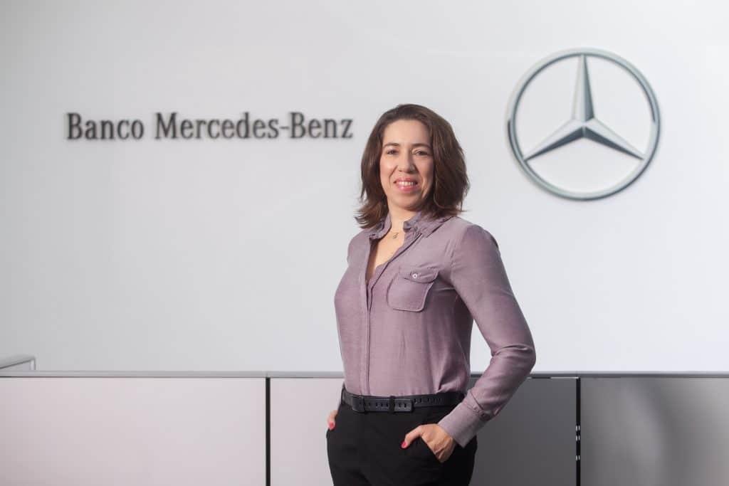 Banco Mercedes-Benz anuncia mudanças no quadro executivo.