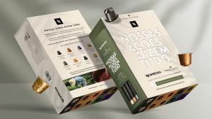A Nespresso e a Faber-Castell anunciam parceria com o lançamento dos packs da Edição Comemorativa de 15 anos da Nespresso no Brasil.