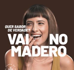 A Madero escolheu a agência brasiliense Moringa para desenvolver sua nova campanha de reposicionamento da marca na Capital Federal.