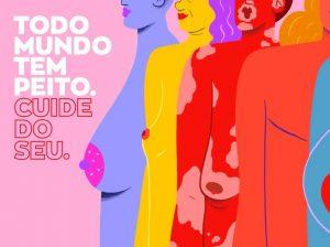 Instituto Avon lança campanha de Outubro Rosa de 2021, por meio de ações na resposta ao câncer de mama e contra a violência à mulheres.