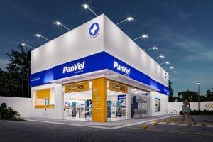 O Gad' desenvolveu nova atualização do conceito e do design da Panvel e dos PDVs para torná-los mais adequados aos consumidores.