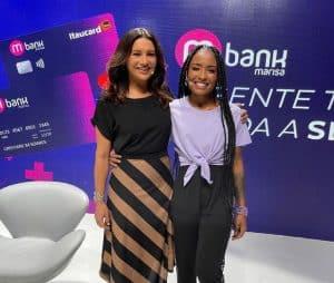 A Marisa lança neste mês de setembro a plataforma digital de produtos Mbank, durante uma live conduzida pela atriz Dira Paes.