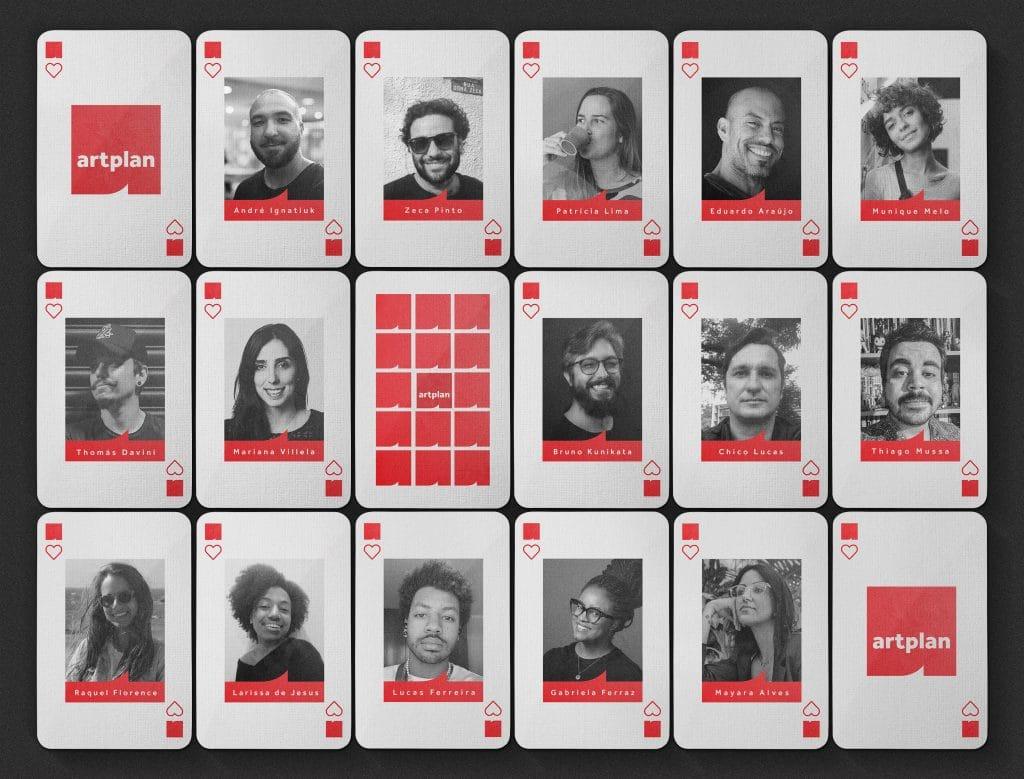 A Artplan, agência brasileira com capital 100% nacional, acaba de recrutar 15 profissionais para reforçar os times de criação e conteúdo.