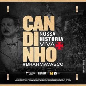 Brahma lança campanha para angariar fundos para a revitalização do local de fundação do Vasco.