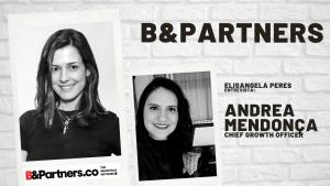 Mulheres na liderança: Andrea Mendonça, Chief Growth Officer da B&Partners.co.