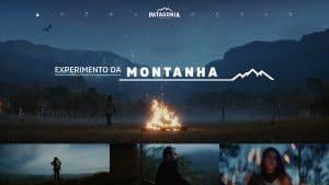 Patagonia cria experimento social nas montanhas para reduzir níveis de estresse.