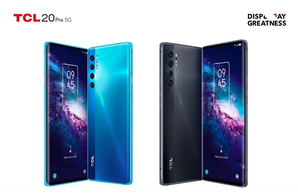 TCL revela os dois smartphones da série 20 que chegam ao mercado brasileiro nas próximas semanas, com tecnologia de ponta e preço acessível.