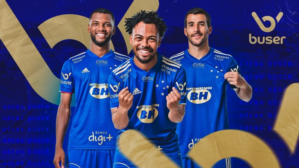 A Buser estende apoio ao Cruzeiro, e anuncia que irá apadrinhar a revitalização da Arena do Jacaré, que passa a se chamar Arena Buser.