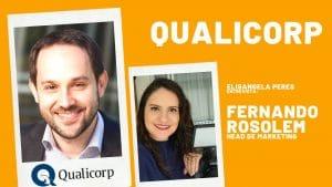 Marketing : Qualicorp lança rádio dedicada aos corretores - Entrevista com Fernando Rosolem