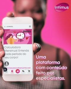 """Intimus apresenta plataforma de engajamento """"Kira"""" e se aproxima das consumidoras."""