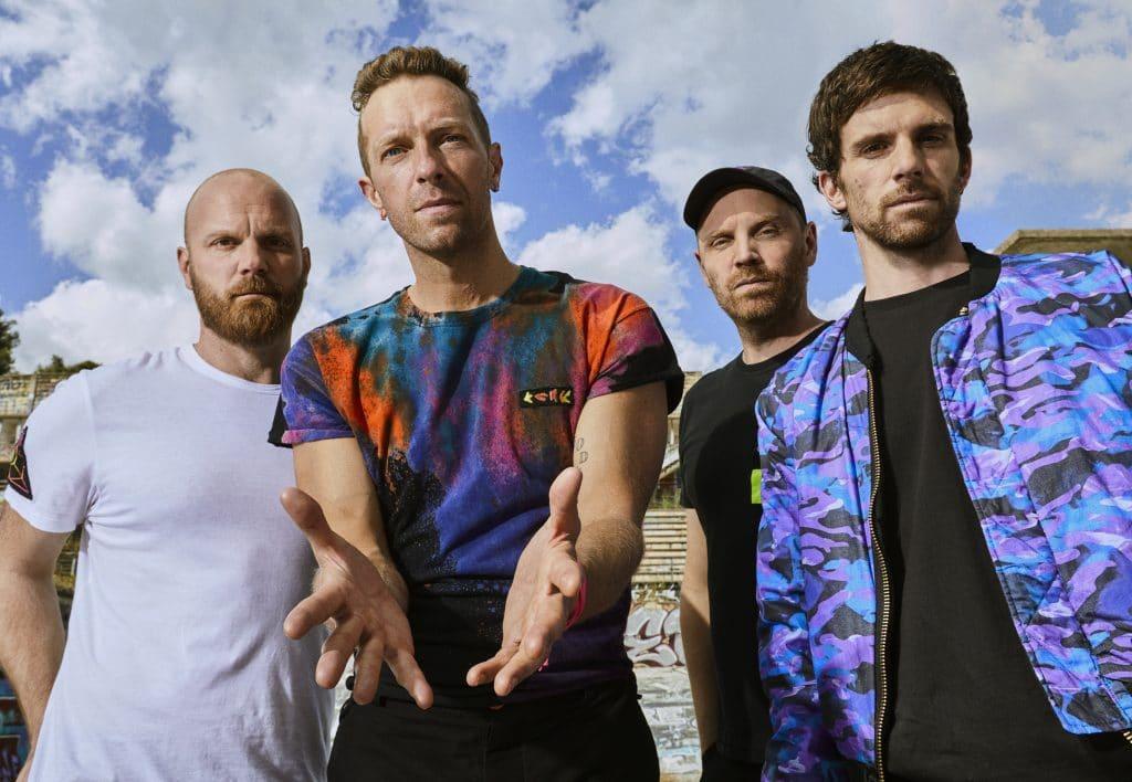 A BMW fornecerá baterias portáteis recarregáveis para a banda de rock britânica Coldplay, sendo este um novo capítulo em sua parceria.