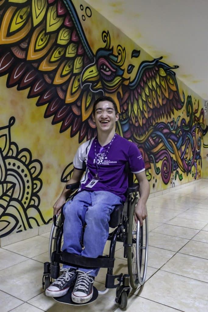 O Carrefour, em parceria com o IOS, acaba de abrir inscrições para o curso de formação profissional para pessoas com deficiência.