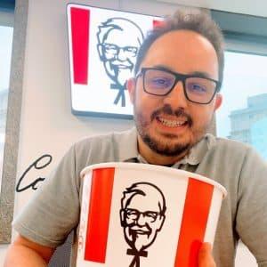 International Meal Company anuncia Flavio Ackel, com 18 anos de experiência na área de marketing, como novo Diretor de Marketing de KFC.