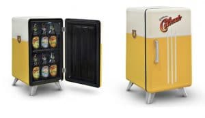 """A Cervejaria Colorado apresenta a promoção """"Quero uma Geladeira Colorado"""" que vai premiar com uma geladeira de 37 litros oficial da marca."""