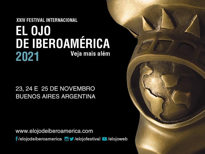 O Festival Internacional El Ojo de Iberoamérica apresenta os primeiros nomes entre seus palestrantes para a edição do evento de 2021.