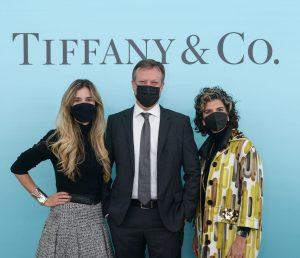 A joalheria global Tiffany & Co. anuncia uma parceria com a SP-Arte como uma das patrocinadoras oficiais do evento de 2021.