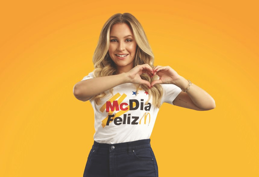Edição 2021 do McDia Feliz acontece no dia 23 de outubro.