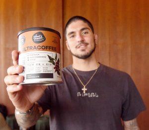 Gabriel Medina, tricampeão mundial de surfe, é o novo embaixador da Ultracoffee, marca estreante da Positive Brands no esporte brasileiro.