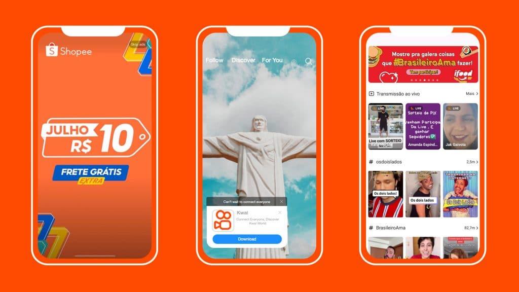 Kwai apresenta plataforma de anúncios para o Brasil.